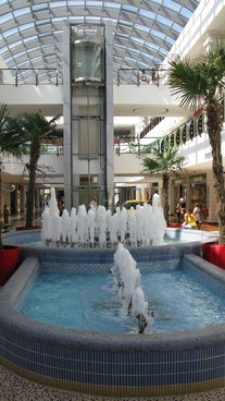 Lucrari, proiecte Ascensor panoramic - Mall - BACAU ELMAS - Poza 1