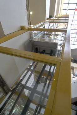 Lucrari, proiecte Ascensor panoramic - Mall - TG. MURES ELMAS - Poza 3