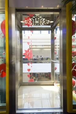 Lucrari, proiecte Ascensor panoramic - Mall - TG. MURES ELMAS - Poza 1