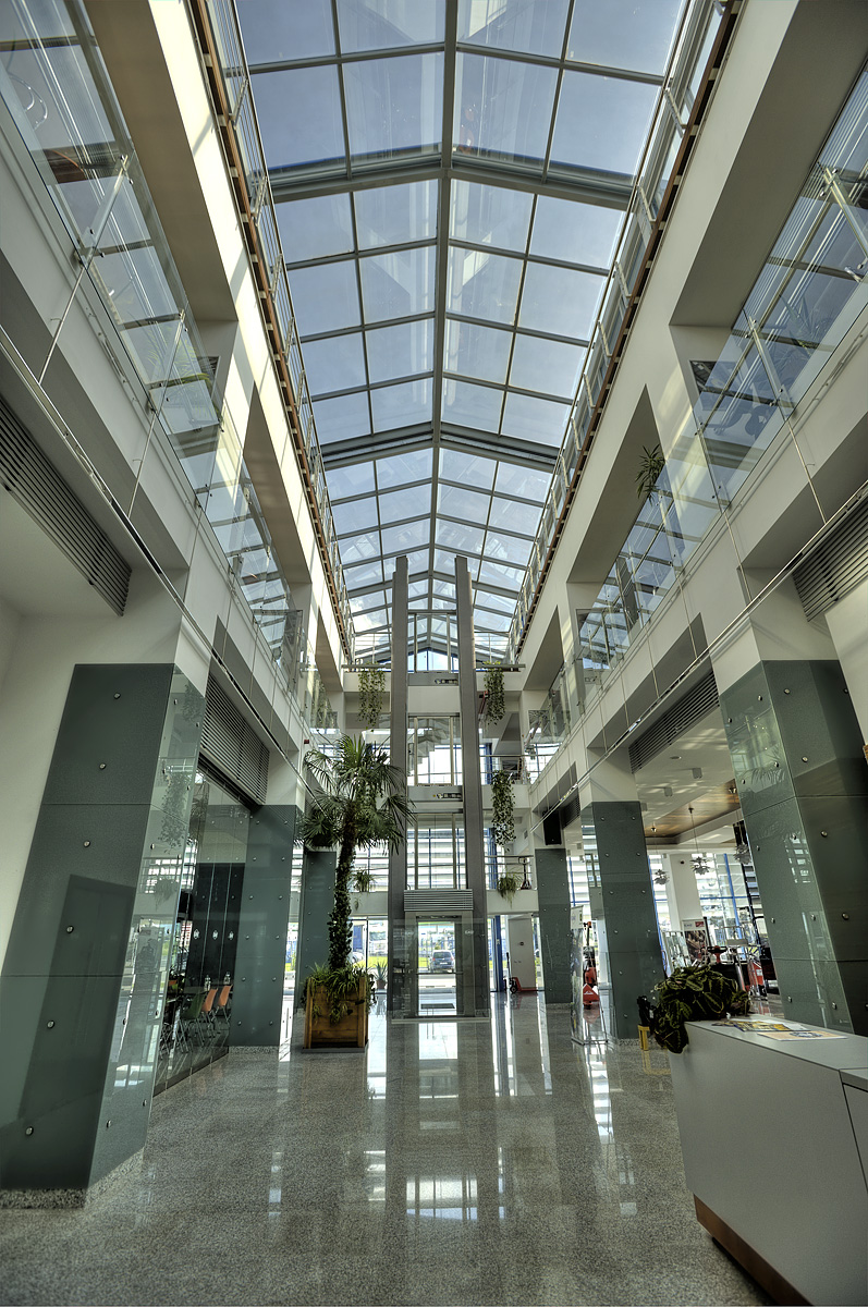 Ascensor panoramic - Sediu birouri - BRASOV ELMAS - Poza 3