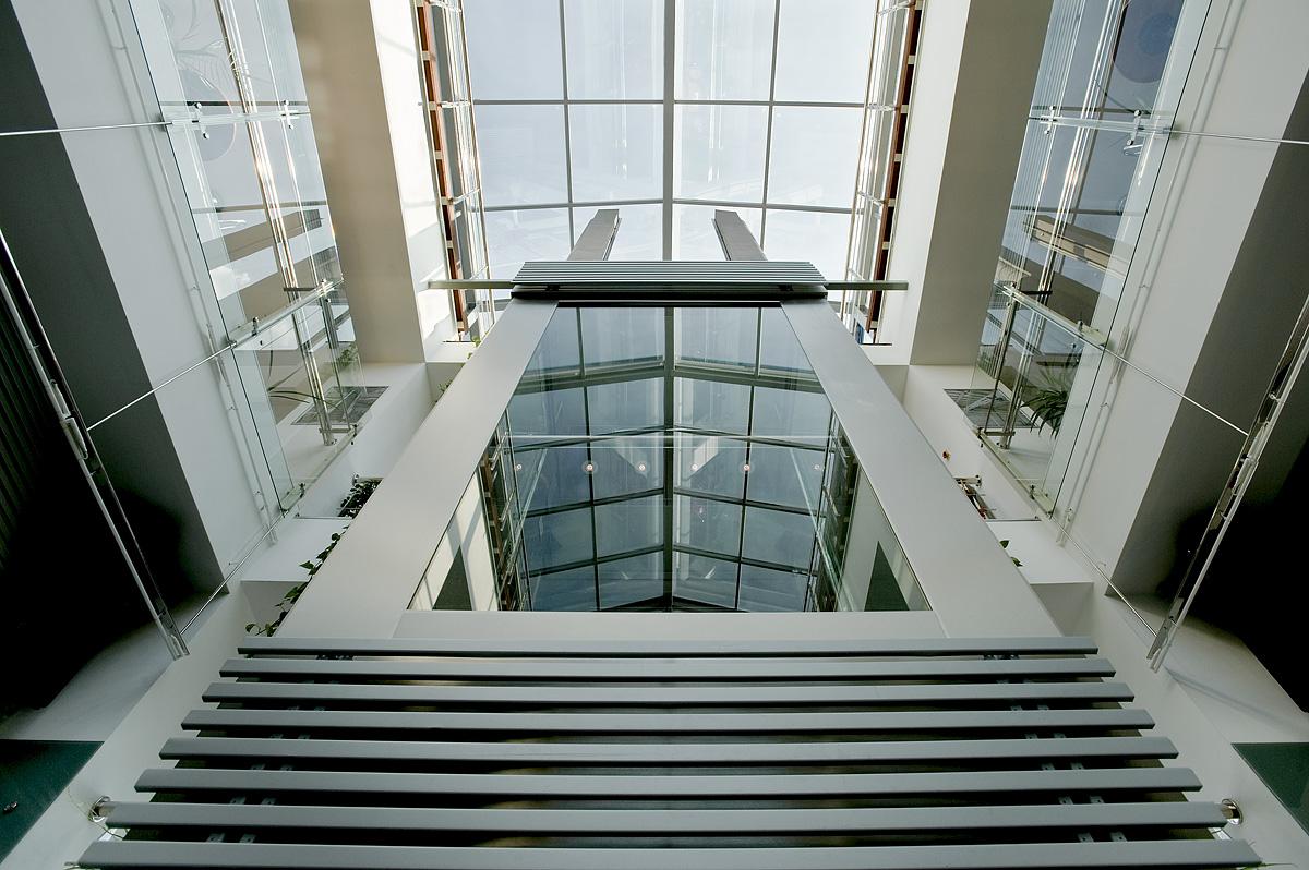 Ascensor panoramic - Sediu birouri - BRASOV ELMAS - Poza 2