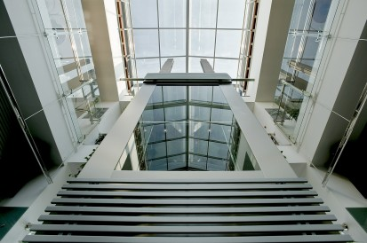 Ascensor panoramic - Sediu birouri - BRASOV panoramic Elmas Ascensor panoramic - Sediu birouri - BRASOV
