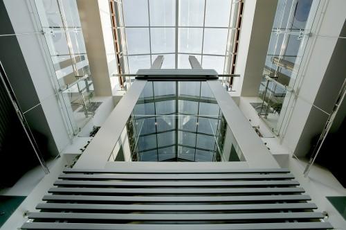 Lucrari, proiecte Ascensor panoramic - Sediu birouri - BRASOV ELMAS - Poza 2