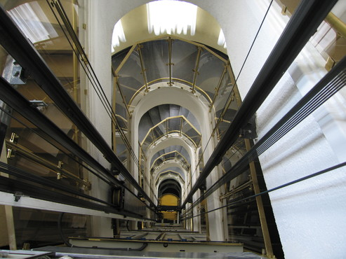 Lucrari, proiecte Ascensor panoramic - Cladire birouri - BRASOV ELMAS - Poza 4
