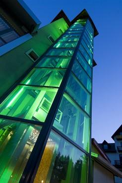 Lucrari, proiecte Ascensor panoramic - Hotel PREDEAL ELMAS - Poza 4