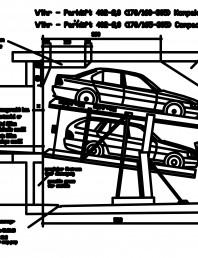 Sistem mecanic de parcare auto 2.0-170/165 Compact