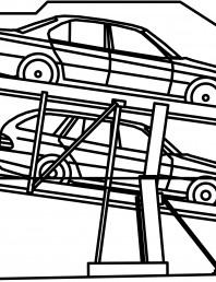 Sistem mecanic de parcare auto 2.0-170/165 Compact-planificare