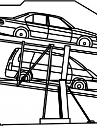 Sistem mecanic de parcare auto 2.0-200/195 Comfort-planificare