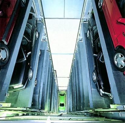 Sisteme de parcare auto - 3 coloane PARKSAFE 580 Sistem de parcare