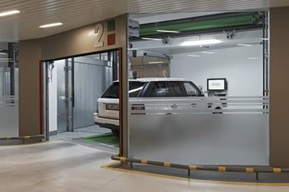Sisteme de parcare auto PARKSAFE 580 Sistem de parcare
