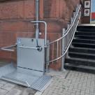Elevatoare pentru persoane cu dizabilitati locomotorii HIRO LIFT