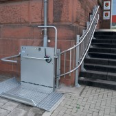 Pret platforma verticala - HIRO 450