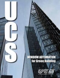 Automatizari ferestre pentru cladiri verzi - UCS
