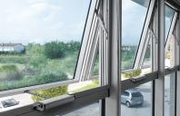 Automatizari profesionale pentru ferestre, luminatoare UCS va prezinta o gama inovatoare de