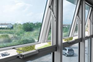 Automatizari profesionale pentru ferestre, luminatoare UCS va prezinta o gama inovatoare de automatizari profesionale pentru ferestre. Gama prezinta o structurare foarte bine conceputa pentru toate aplicatiile: Clasele: GREEN LINE, RED LINE, MEC LINE.