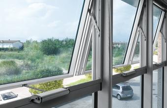 Automatizari profesionale pentru ferestre, luminatoare