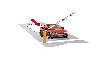 Detector de spira magnetica LAB 9 Accesorii pentru usi automate