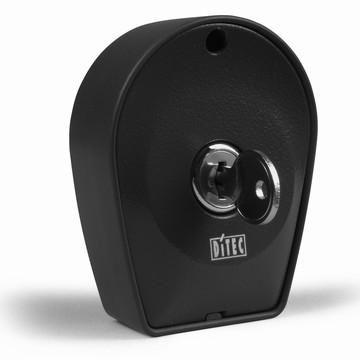 Selector antivandalism cu cheie XEL 5 Accesorii pentru usi automate