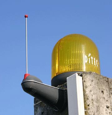 Antena externa BIX AL Accesorii pentru usi automate