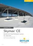 Sistem pentru evacuarea fumului si a aerului cald pentru casa scarii - Skymax KADRA