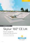 Trapa electrica pentru evacuarea fumului - Skymax KADRA