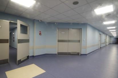 Salon medical cu usa KADRA TORMED S Usa batanta pentru saloane medicale