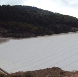Geosintetice - Geomembrane din PVC GEOCOM TRADING&CONSULTING