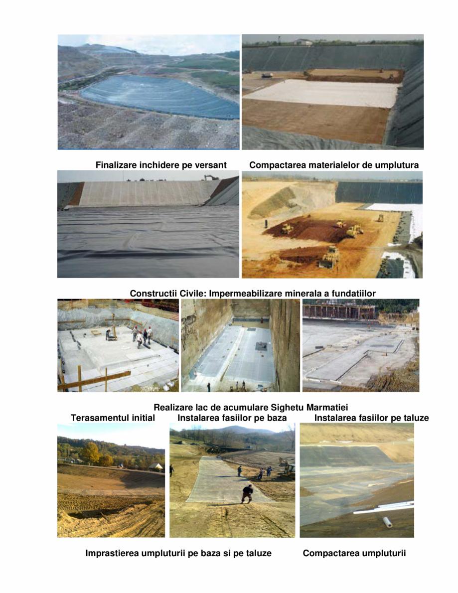 Pagina 2 - Geocompozite de impermeabilizare  GEOCOM TRADING&CONSULTING Lucrari, proiecte Romana ...