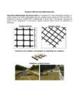 Geogrile bidimensionale  GEOCOM TRADING&CONSULTING - GEOGRILE BIDIRECTIONALE