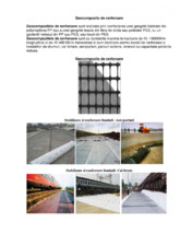 Geocompozite de ranforsare GEOCOM TRADING&CONSULTING