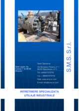 Intretinere specializata utilaje industriale GEOCOM TRADING&CONSULTING
