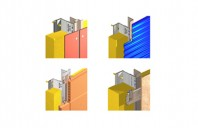 Sisteme de fixare si ancorare fatade Sistemele de fixare si ancorare fatade EuroFOX sunt o