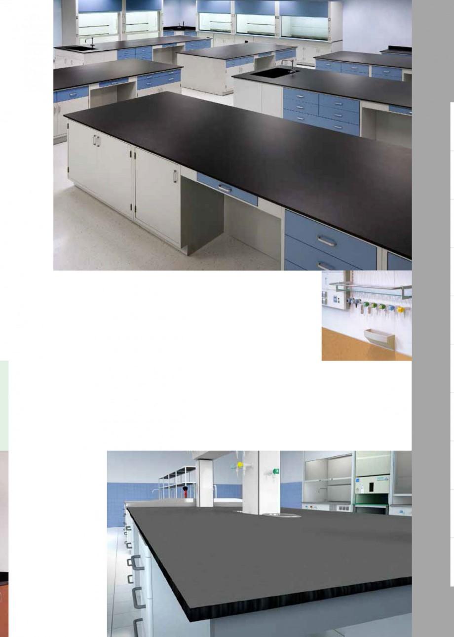 Pagina 4 - Placaje HPL pentru realizarea de mobilier pentru laborator - TOPLAB TRESPA TOPLAB PLUS...