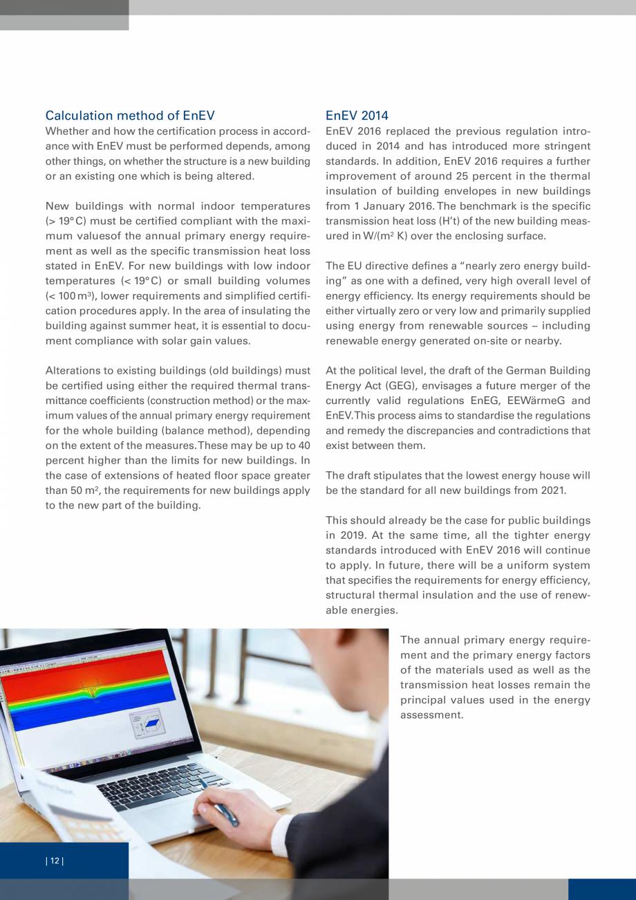 Pagina 11 - Sisteme de fixare a placarii  VECO Catalog, brosura Engleza of brackets used per square ...