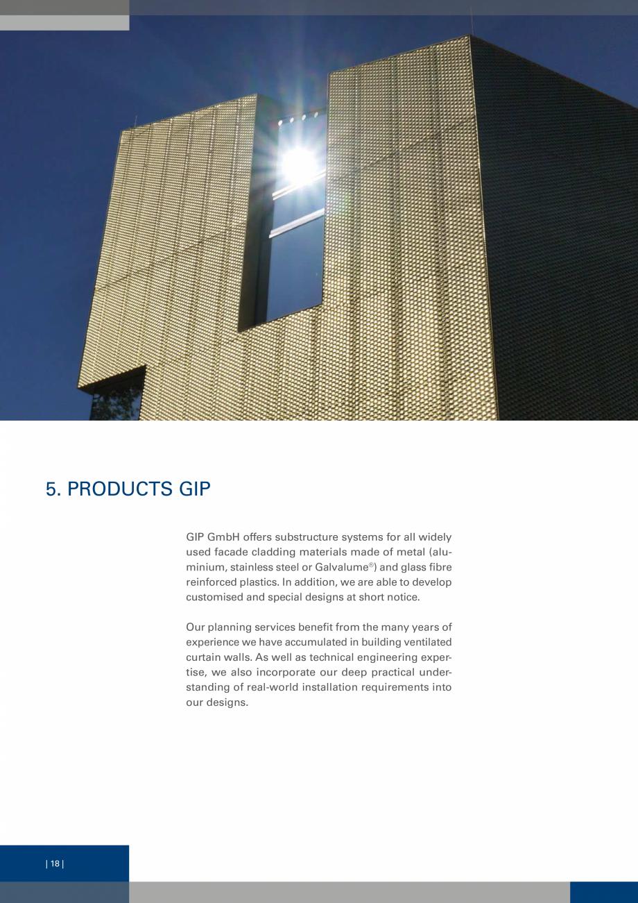 Pagina 17 - Sisteme de fixare a placarii  VECO Catalog, brosura Engleza omponent is calculated as...