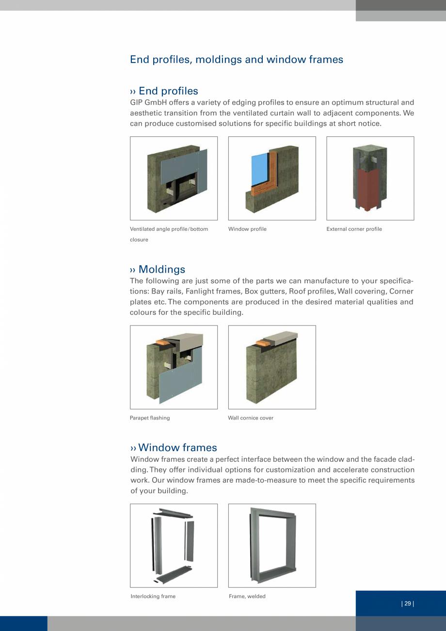 Pagina 28 - Sisteme de fixare a placarii  VECO Catalog, brosura Engleza s H3  | 20 |  ››...