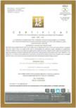 Certificat CPF - Elemente liniare de structura MACON