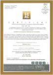 Certificat CPF - Elemente de fundatie MACON