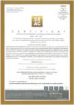Certificat CPF- Elemente pentru pereti MACON