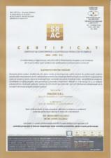 Certificare elemente pentru poduri si podete MACON