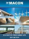 Elemente prefabricate din beton