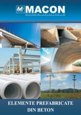 Elemente prefabricate din beton MACON