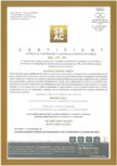 Certificat CPF - Elemente pentru pereti MACON
