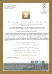 Certificat CPF - Predale pentru sisteme de plansee MACON