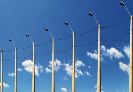 Stalpi din beton pentru linii electrice aeriene MACON