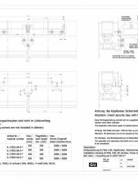 Desen tehnic nr. 0-45493-IE - K30 RWA