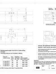 Desen tehnic nr. 0-45490-IE - K30 RWA