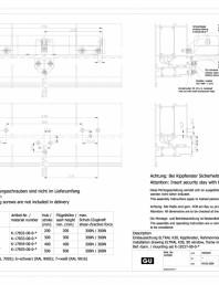 Desen tehnic nr. 0-45520-IE - K30 RWA