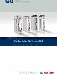 Deschizatoare electrice pentru usi - Nr. 5