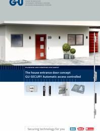 Control acces automat pentru usi de intrare